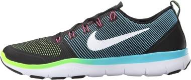 Nike Free Train Versatility - Multicolor Black Electric Green White (833258013)