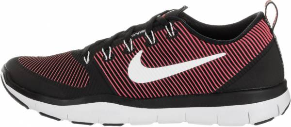 Nike Free Train Versatility - Multicolor Black Action Red White (833258002)