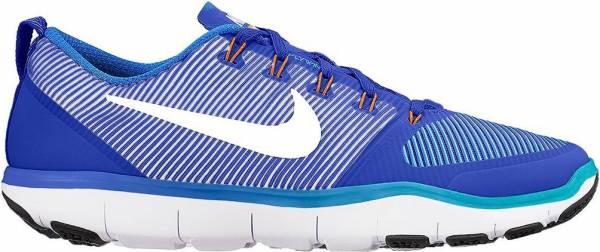 Nike Free Train Versatility - Azul Rcr Blue White Gmm Bl Vvd Orng