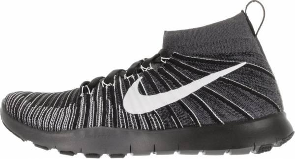 Nike Free Train Force Flyknit - schwarz (833275017)