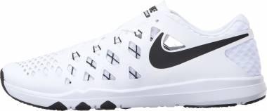 Nike Train Speed 4 - Blanco Blanco White Black