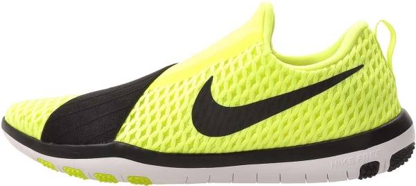 Nike Free Connect - Green Volt Black White (843966700)