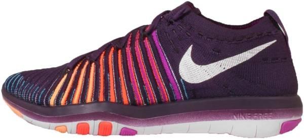 Nike Free Transform Flyknit - Grand Purple/White-hyper Violet-total Crimson (833410500)