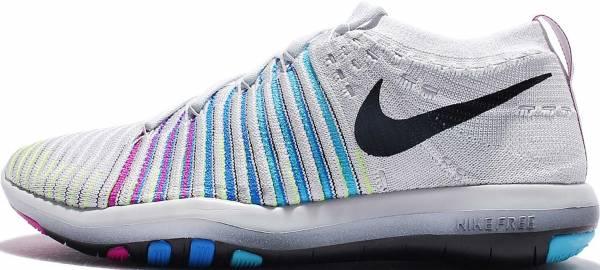 Nike Free Transform Flyknit - Grey (833410002)