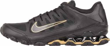 Nike Reax 8 TR - Black Black Mtlc Gold Black 020 (621716020)