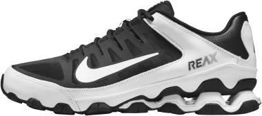 Nike Reax 8 TR - Black Black White (621716019)