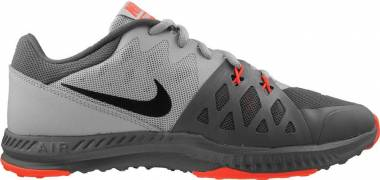 Nike Air Epic Speed TR II - Dark Grey/Black/Wolf Grey/Hyper Orange