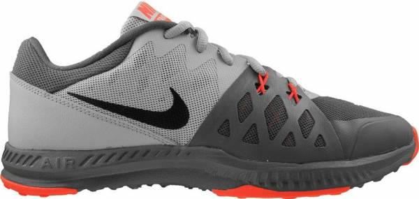 Nike Air Epic Speed TR II - Dark Grey Black Wolf Grey Hyper Orange