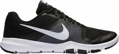 Nike Flex Control - Black White Dark Grey