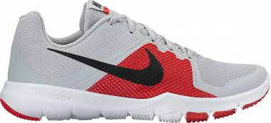 Nike Flex Control Grey/Red Men