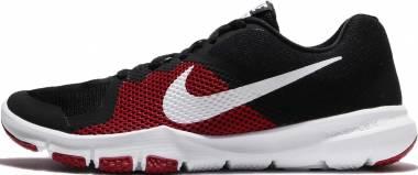 Nike Flex Control - Multicolore Black White Tough Red 060