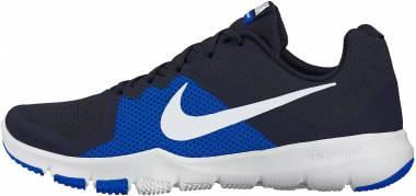 Nike Flex Control - Obsidian White Hyper Cobalt (898459400)