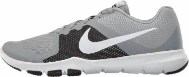 Nike Flex Control Stealth/White/Black Men