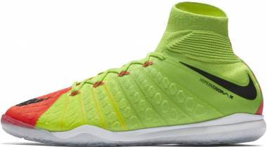 Nike HypervenomX Proximo II Dynamic Fit Indoor - Electric Green/Black/Hyper Orange (852577308)