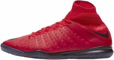 Nike HypervenomX Proximo II Dynamic Fit Indoor - University Red (852577616)