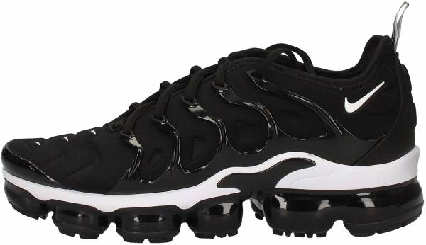 Nike Air VaporMax Plus - Black Black Anthracite White 010