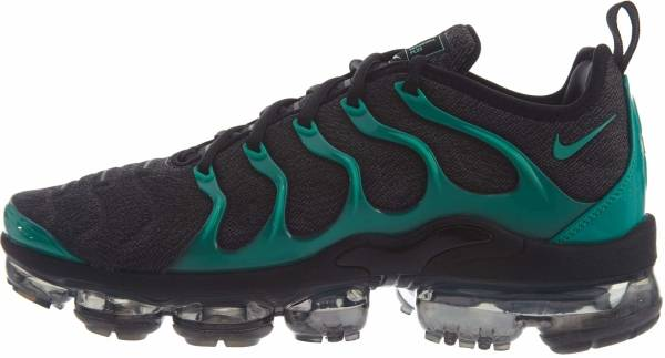 Nike Air VaporMax Plus - Black/Clear Emerald-cool Grey (924453013)
