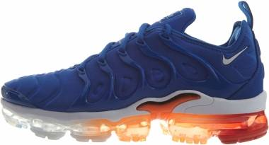 Durable Mens Nike Air Max 2015 Volt Orange Sell Quickly Blue