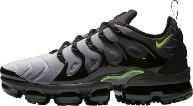 Nike Air VaporMax Plus - Black/Volt-white (924453009)