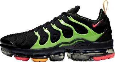 Nike Air VaporMax Plus - Black/Ember Glow-electric Gree (CU4884001)