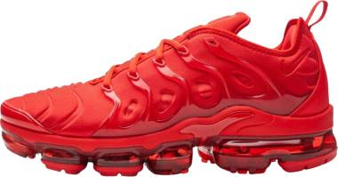 Nike Air VaporMax Plus - Red/Red (CW6973600)