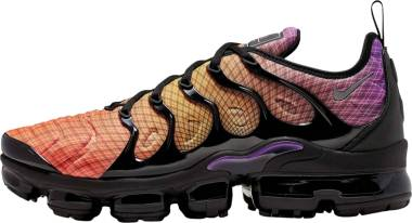 Nike Air VaporMax Plus - Bright Crimson Silver 604