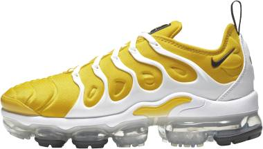 Nike Air VaporMax Plus - Speed Yellow/Black-white-metallic Silver (CU4907700)