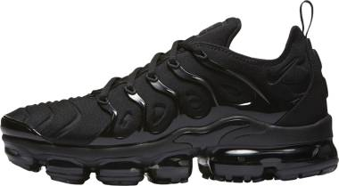 Nike Air VaporMax Plus - Black Wolf Grey 001