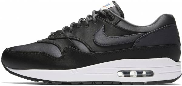 detailed look df098 29464 Nike Air Max 1 SE Black