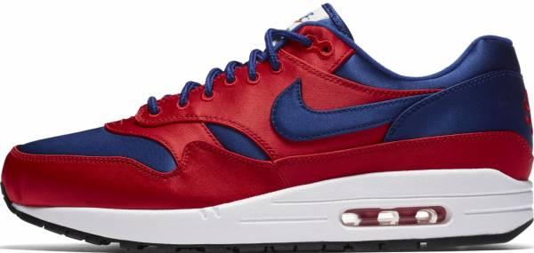 Nike Air Max 1 SE - Rot Dunkelblau Weiss (AO1021600)