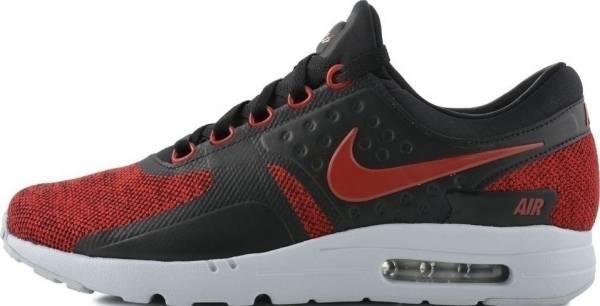 Nike Air Max Zero SE Black / Wolf Grey-wolf Grey