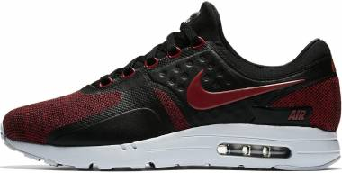 Nike Air Max Zero SE - Black/Tough Red-pure Platinum (918232002)