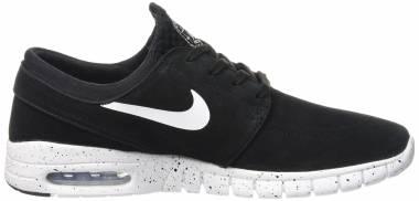 Nike SB Stefan Janoski Max L - Black White 002