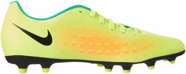 Nike Magista Ola II Firm Ground - Yellow (844420708)