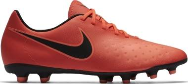 Nike Magista Ola II Firm Ground - Orange Total Rouge Crimson Black Bright Mango