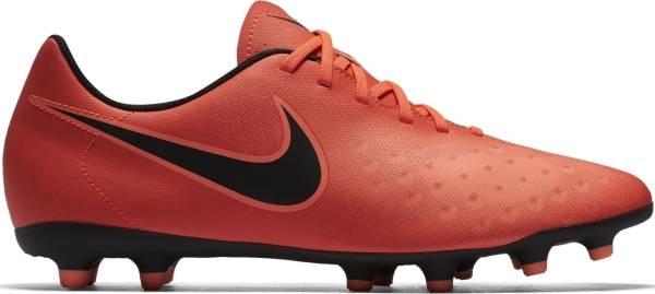 Nike Magista Ola II Firm Ground - Orange Total Rouge Crimson Black Bright Mango (844420808)