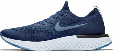 Nike Epic React Flyknit - Blue (AQ0067402)