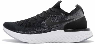 Nike Epic React Flyknit - Black