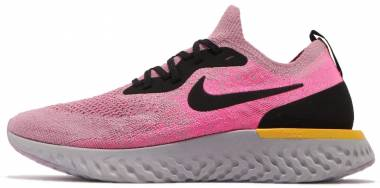 Nike Epic React Flyknit - Pink (AQ0067500)