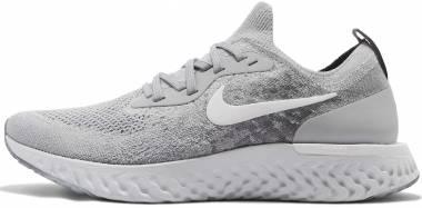 Nike Epic React Flyknit Grey Men