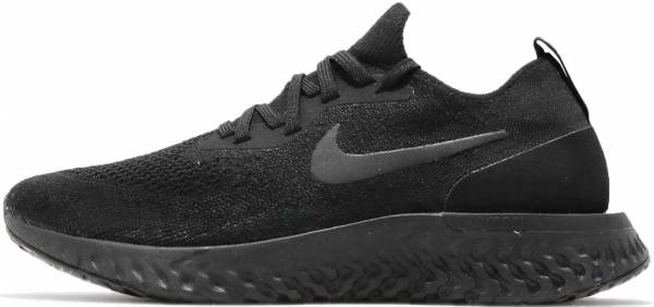finest selection 66c9d 2c05e Nike Epic React Flyknit black racer blue 004