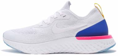 Nike Epic React Flyknit Beige Men