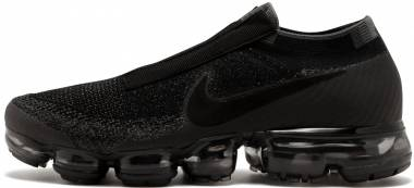 Nike Air VaporMax Flyknit SE - black, black-dark grey (AQ0581001)