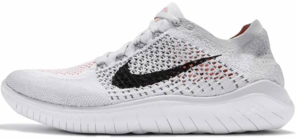 Nike Free RN Flyknit 2018 - Grey