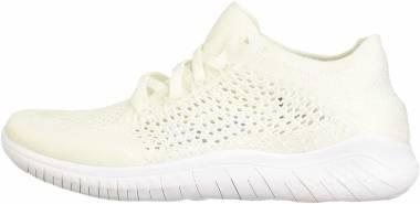 Nike Free RN Flyknit 2018 - White