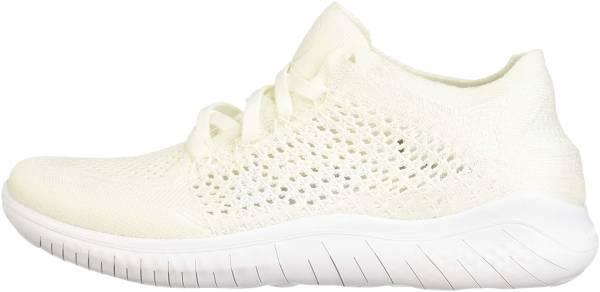 Nike Free RN Flyknit 2018 White
