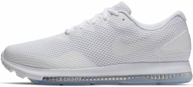Nike Zoom All Out Low 2 - White (AJ0035100)