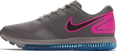 Nike Zoom All Out Low 2 - Gunsmoke Black Pink Blast