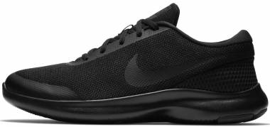 Nike Flex Experience RN 7 Black/Black - Anthracite Men