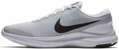 Nike Flex Experience RN 7 - White/Black-Wolf Grey (908985100)